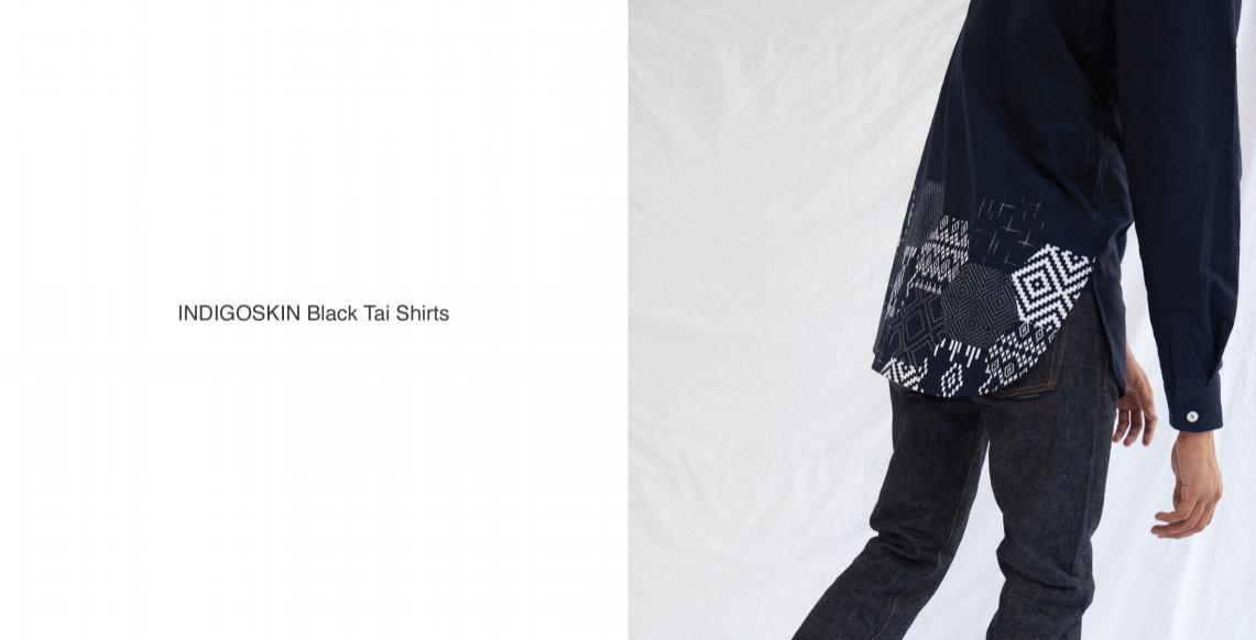 Black Tai Shirt