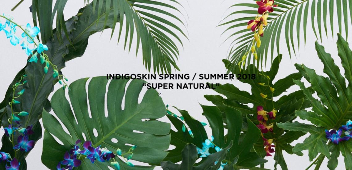 """Spring/Summer 2018 """"Supernatural"""" Lookbook"""