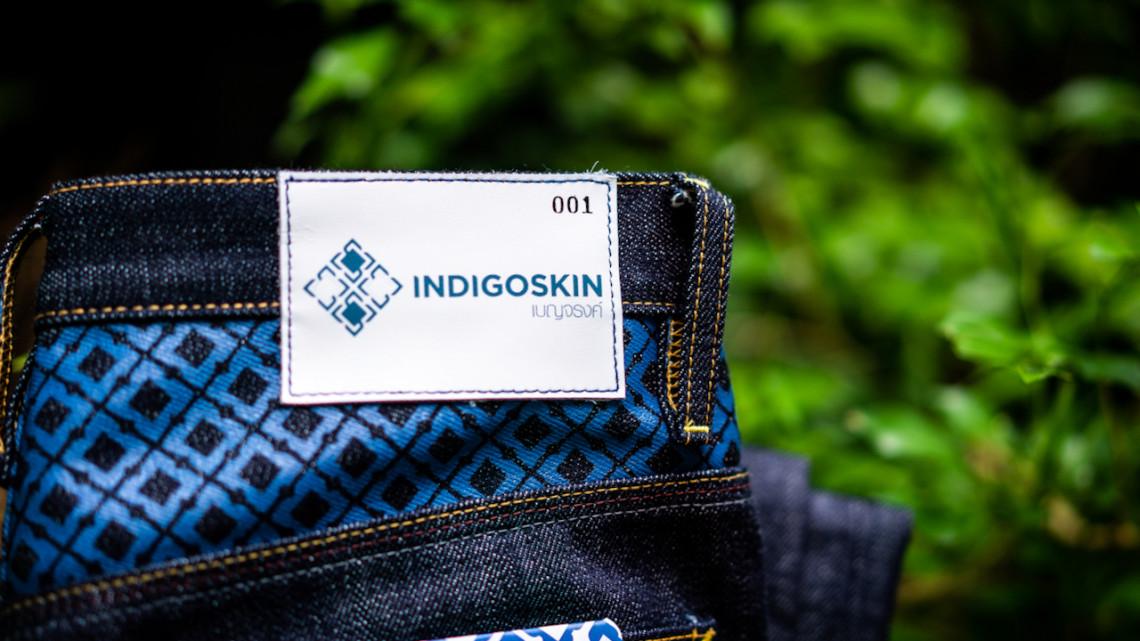 "Indigoskin Special Series ""Benjarong"""