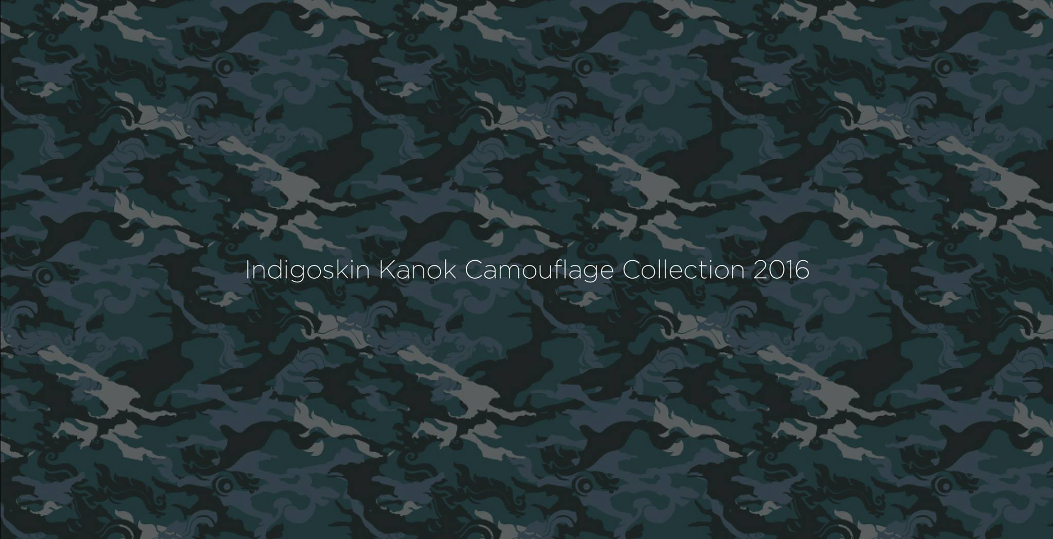 Kanok Camouflage Collection