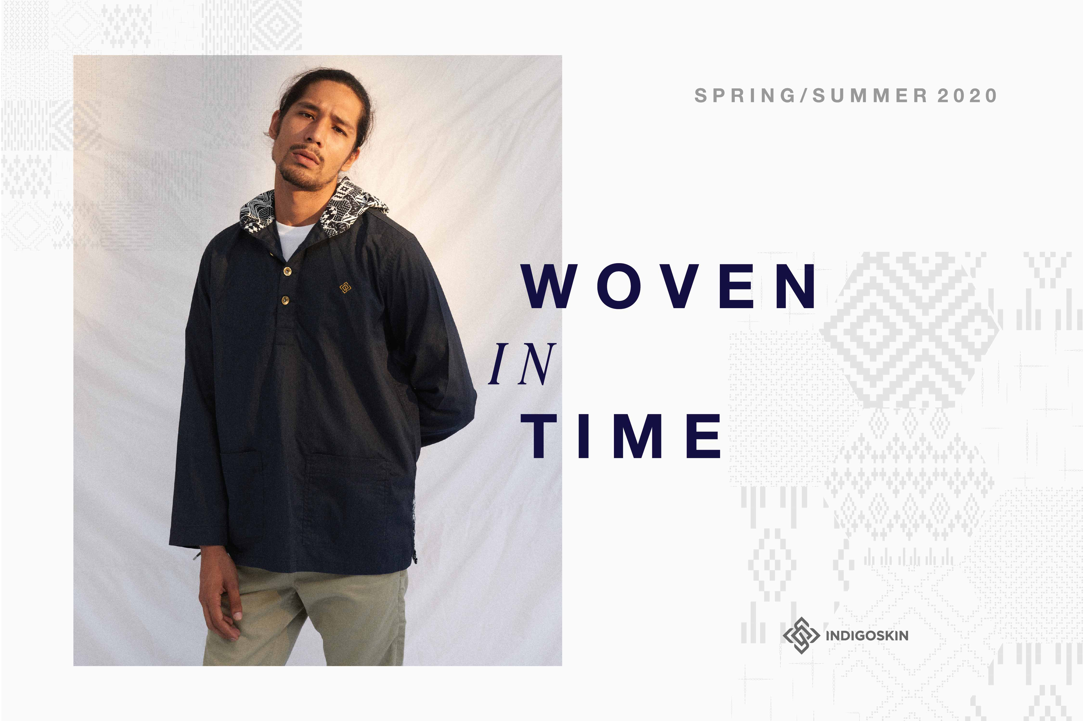 """SPRING/SUMMER 2020 """"Woven in Time"""" Lookbook"""