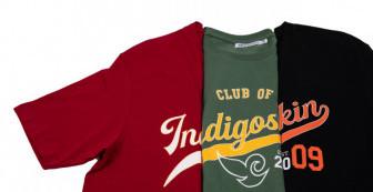 Club of Indigoskin Tee