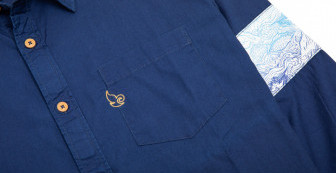 "Captain Shirts ""Mahasamut Pattern"""