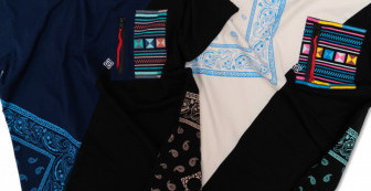Akha Pattern Pocket Tee(Relaxed Fit)