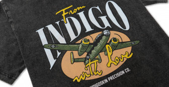 From Indigo With Love Tee