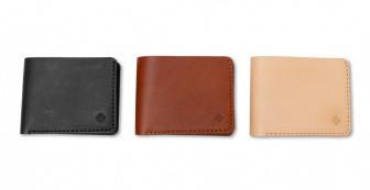 """Bi-fold Wallet """"Lotus Pattern"""""""