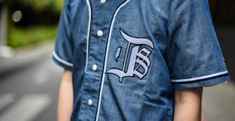 Chambray Baseball Shirts