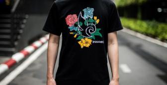 Flower Logo Tee