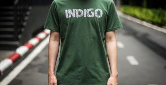 Forest Indigo Tee
