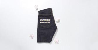 Momotaro x Indigoskin Denim Shorts