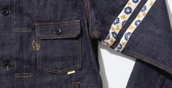Momotaro x Indigoskin Denim Jacket