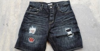 Indigoskin Men Denim Shorts 002