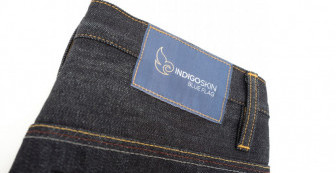 Indigoskin Blue Flag Jeans