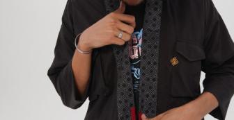 Akha Utility Kimono Jacket