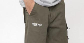Military Cargo Shorts