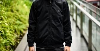 Indigoskin Mysterious MA-1 Jacket