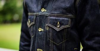 Indigoskin Denim Jacket Type 3