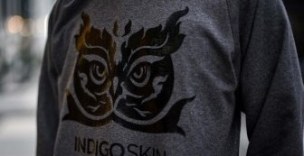 Indigoskin Mysterious Sweater