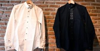 "Indigoskin Essential Shirt ""Pattern"""