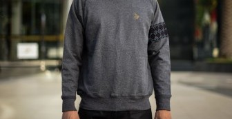 "Indigoskin Sweatshirt ""Captain"" (Exclusive for Carnival)"