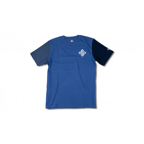 Indigo Splicing Tee