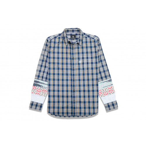 Heartist x Indigoskin Flannel Shirts