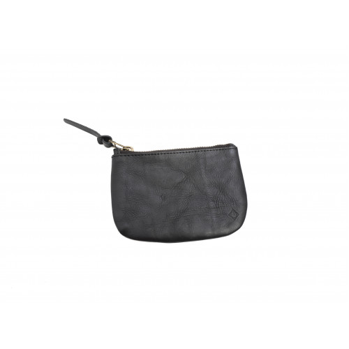 Leather Easy Wallet (Black)