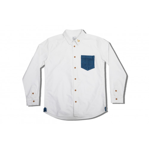 Handwoven Pocket Shirts