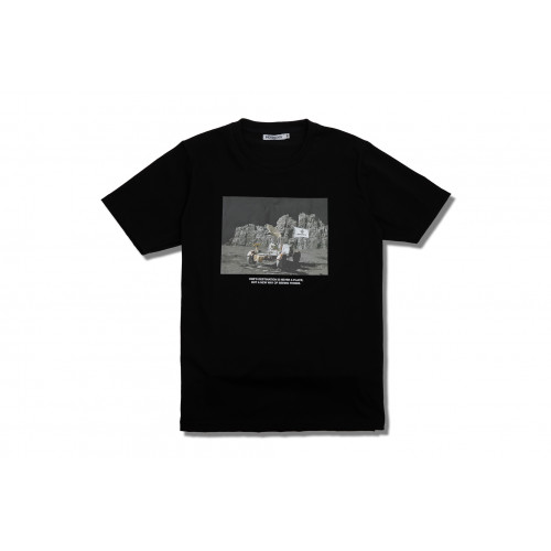 Space Mission Tee (Black)